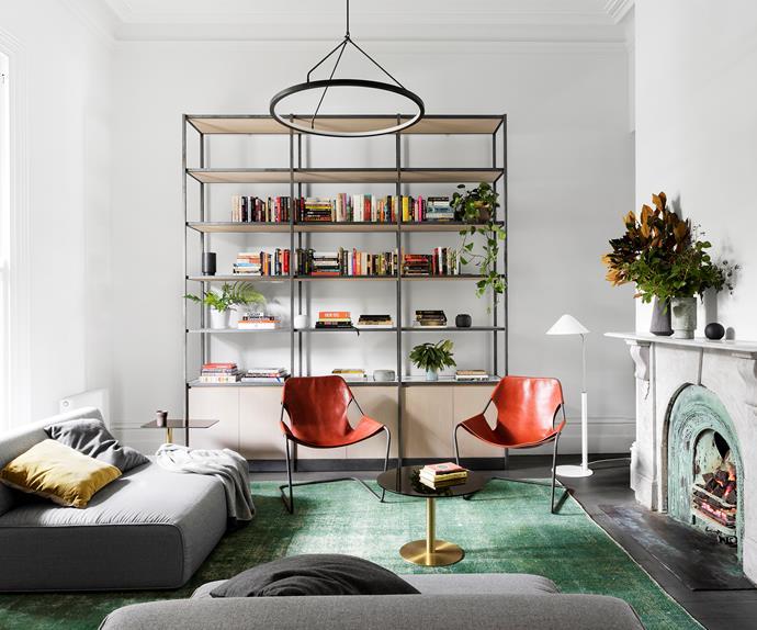 Terrace living room