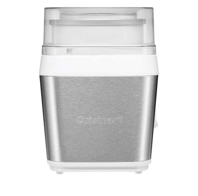 Escape the summer heat with your very own ice-cream and frozen yoghurt creations. This dessert maker will crush and process fruit and other ingredients, and deliver frozen treats in just 18-25 minutes!  [Cuisinart Fruit Scoop Frozen Dessert Maker](https://www.myer.com.au/shop/mystore/home/kitchen-appliances/dessert-ice-cream-makers/fruit-scoop-frozen-dessert-maker%3A-silver%3A-ice-31xa-469942570), $199