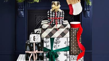 7 tips for wrapping Christmas gifts