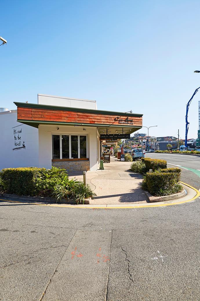 Greenhouse Canteen + Bar.