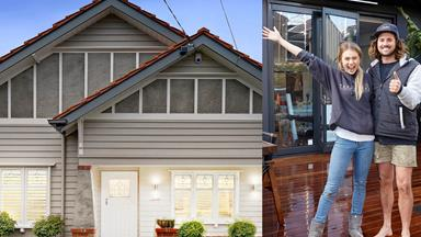 The Block's Josh & Elyse sell their Coburg home for $1.63 million