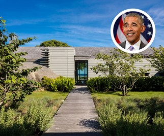 barack obama holiday home