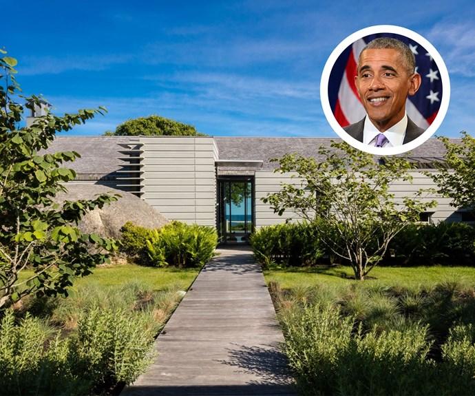 barack obama holiday home
