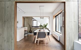 industrial japanese home