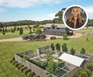 Offspring star Asher Keddie is selling her Victorian country estate