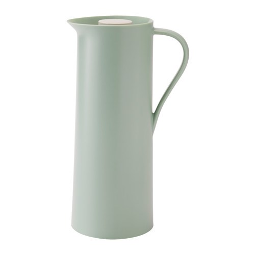 """For serving endless cups of tea and coffee. BEHÖVD Vacuum flask, light green, [$6.99](http://www.ikea.com/au/en/catalog/products/50353891/