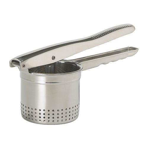 "For perfect mashed potato in seconds. IDEALISK Potato press, [$14.99](https://www.ikea.com/au/en/catalog/products/80191915/?query=IDEALISK+Potato+press target=""_blank"" rel=""nofollow"")"