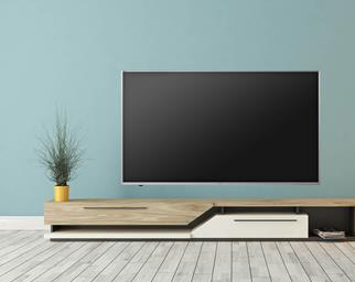 Living room, tv, television, hisense