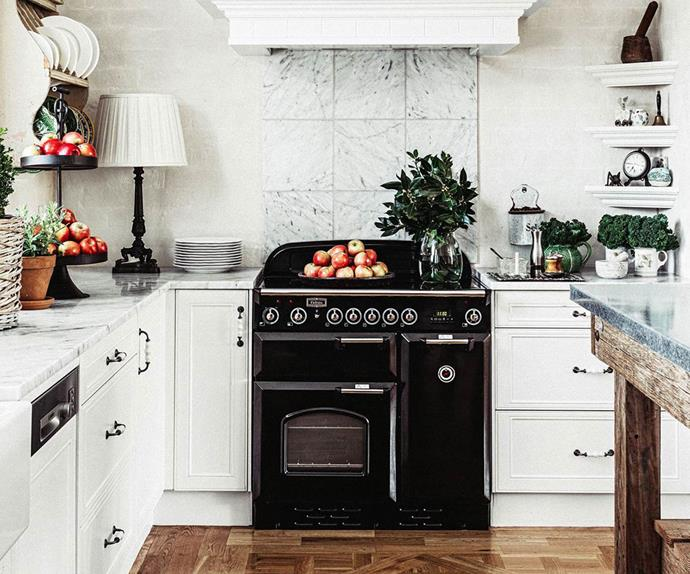 felix forest country classic rustic kitchen
