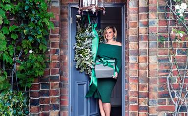 Chyka Keebaugh's 10 steps to a stylish Christmas