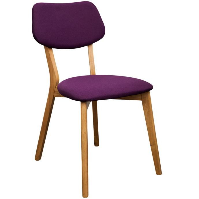 """Purple Jelly Bean Chair, $169, [6ixty](http://6ixty.com.au/product/jelly-bean-chair/