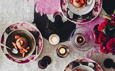 8 steps to a beautifully dressed table