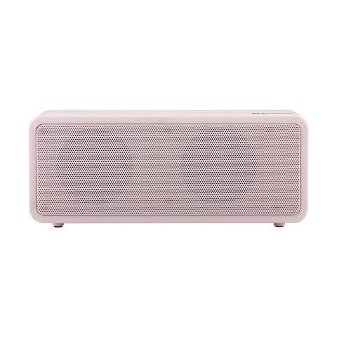 Bluetooth Portable Speaker in Pink, $19