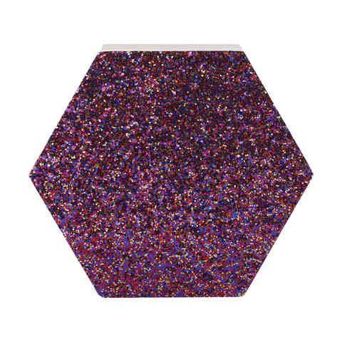 Pink Glitter Jewellery Box, $5