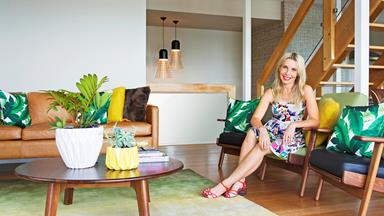 Renovating For Profit founder Cherie Barber's Byron Bay beach house