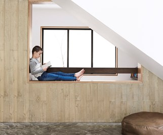 Window seat design
