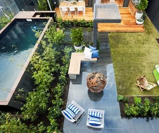 the block backyards