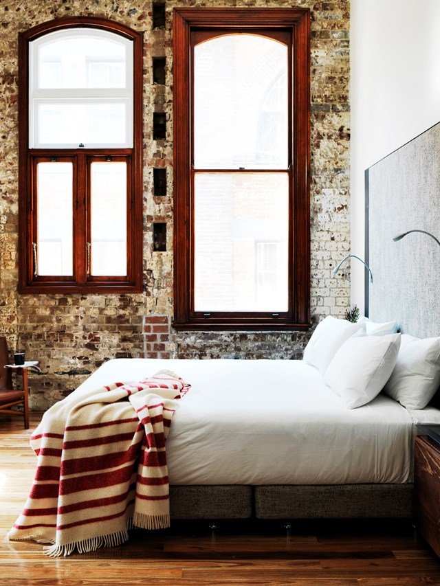 "<p>***THE OLD CLARE, CHIPPENDALE***<p> <p>Back in 2017, The Old Clare (with rooms have been carved out of an old pub and brewery) was awarded the title 'Best Boutique Hotel' in Gourmet Traveller's [Australian Hotel Awards](https://www.gourmettraveller.com.au/travel/hotel-awards/2017-australian-hotel-awards-the-winners-15294|target=""_blank""). Interior designer Sibella Court has given the hotel her seal of approval, observing that it has been ""constructed with obsessive attention to aesthetics.""<p> <p>**For bookings and information, visit [The Old Clare](https://www.theoldclarehotel.com.au/