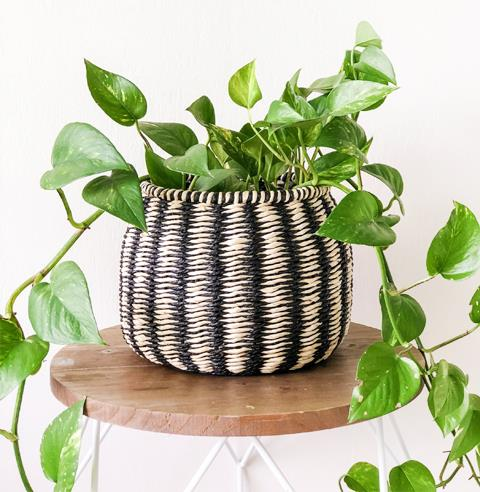"Rattan Basket, $109 at [Copper & Cross](http://fave.co/2DgLCzb|target=""_blank"")"