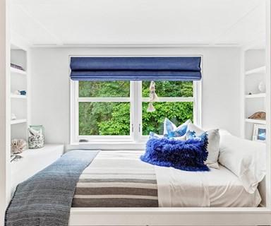 A Hamptons-style kid's bedroom