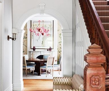 A whimsical Sydney federation home by Thomas Hamel & Associates