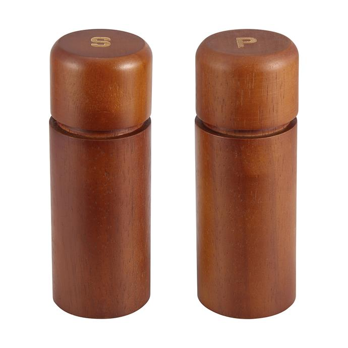 Walnut rounded grinders, $12 (coming soon!)