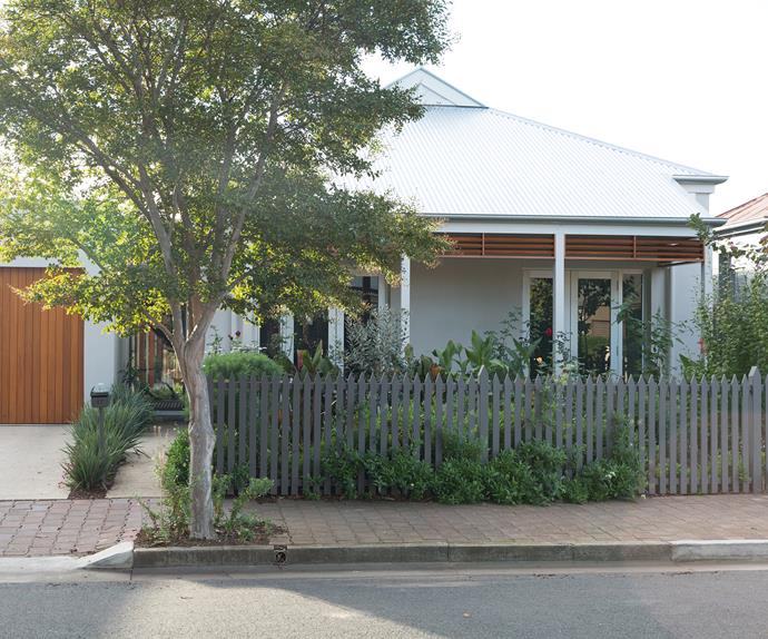 cottage facade