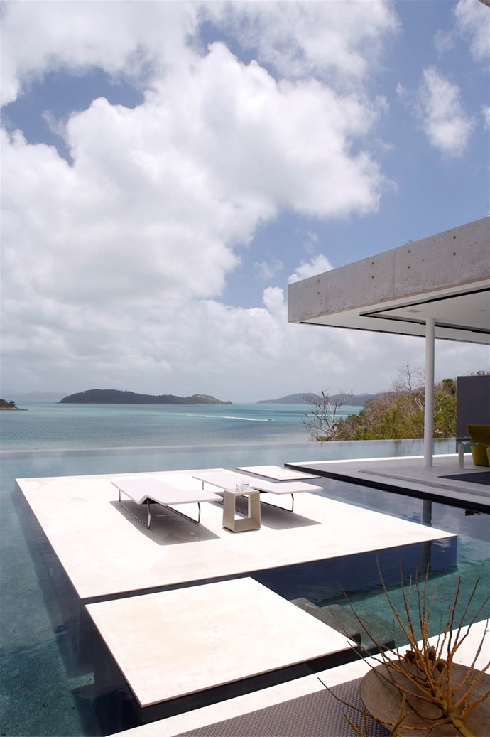 Hamilton Island home by Renato D'Ettorre. Photograph by Francesca Giovanelli. From *Belle* December/January 2012/2013.