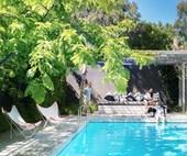 Sophisticated family backyard revamp in Melbourne