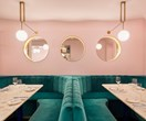 12 stunning restaurants with dreamy interiors