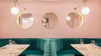 12 stunning restaurants with dreamy interiors