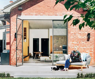 A Melbourne home with a stable-inspired interior