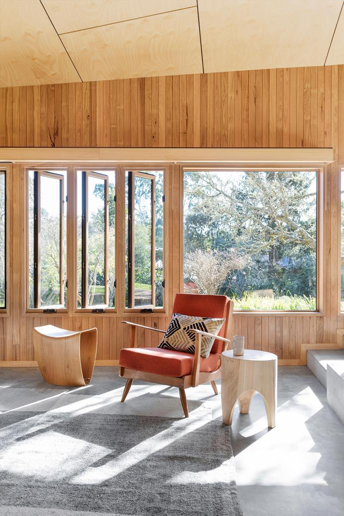 """In a bid to create a high performing, [energy efficient home](https://www.homestolove.com.au/sustainable-cottage-renovation-5960