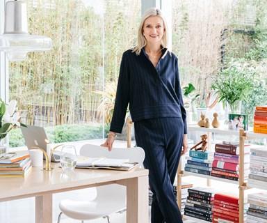 Inside Kikki.K founder Kristina Karlsson's home office