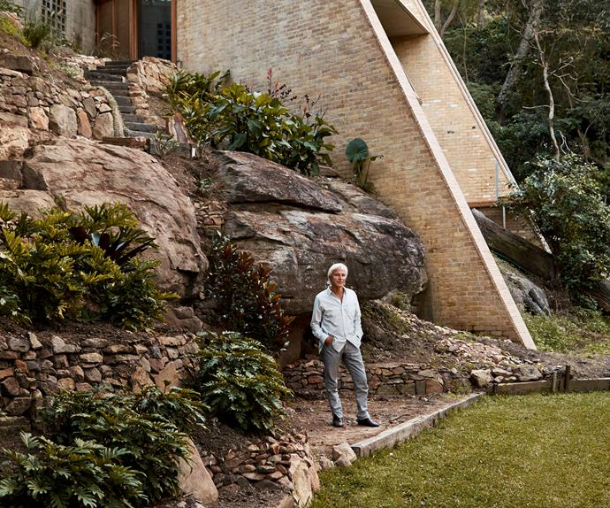 Peter Stutchbury home