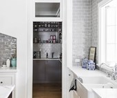 The best Hamptons style butler's pantry ideas on Pinterest