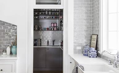 The best Hamptons style butler's pantry ideas on Pinterest