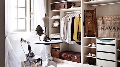 Luxurious walk-in wardrobe designs to inspire