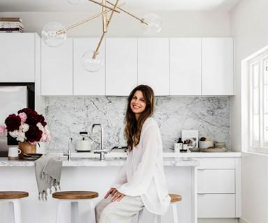 Inside The Beauty Chef founder Carla Oates' stunning Bondi home