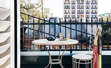 Redesign of a heritage-listed Sydney terrace