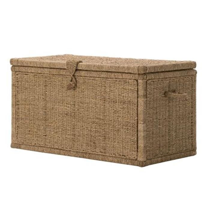 "**Trunks:** Mallorca trunk, $149 from [Freedom](https://www.freedom.com.au/storage/organisation/boxes-and-baskets/169/23784895/mallorca-trunk?reflist=Product%20Search%20Listing|target=""_blank"")."