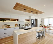 Bespoke kitchen renovation on a budget