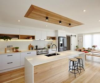Affordable kitchen renovation