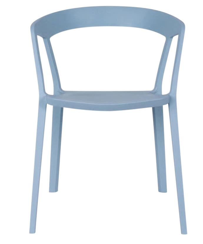 "Finn chair in Cloud, $89, from [Early Settler](http://www.earlysettler.com.au/|target=""_blank""|rel=""nofollow"")."