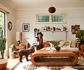 Inside the studio and home of plant-obsessed Emma McPherson