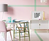 5 pretty pastel rooms to inspire