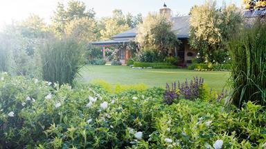 A rambling rural retreat in central Victoria