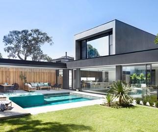 modern home melbourne