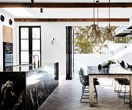 A modern rustic family home with artisanal appeal