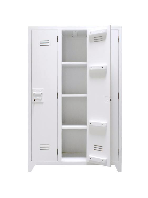 "Mangowood locker with metal handles (103x155x35cm), $990, [HK Living](http://www.hkliving.com.au/|target=""_blank""|rel=""nofollow"")"